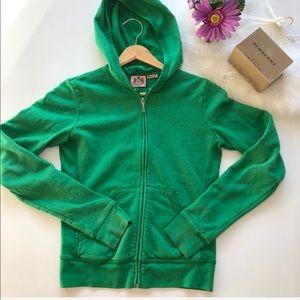 🔴 3 FOR $30 SALE 🔴 Juicy Couture zip up hoodie S